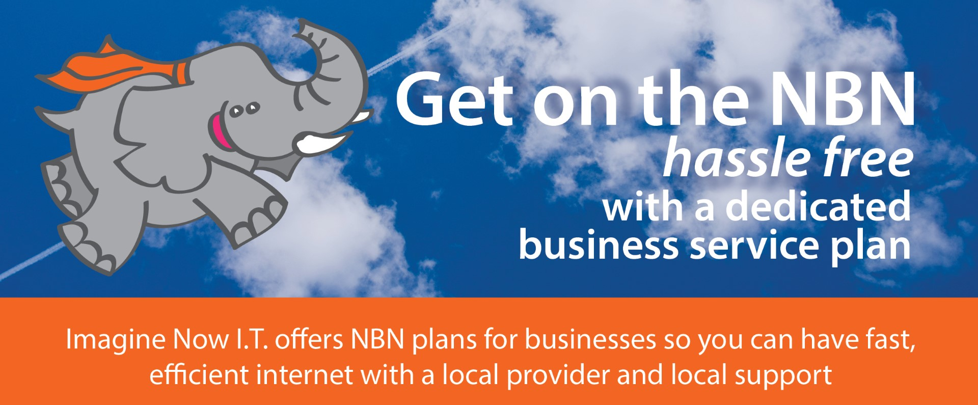 Get on the NBN