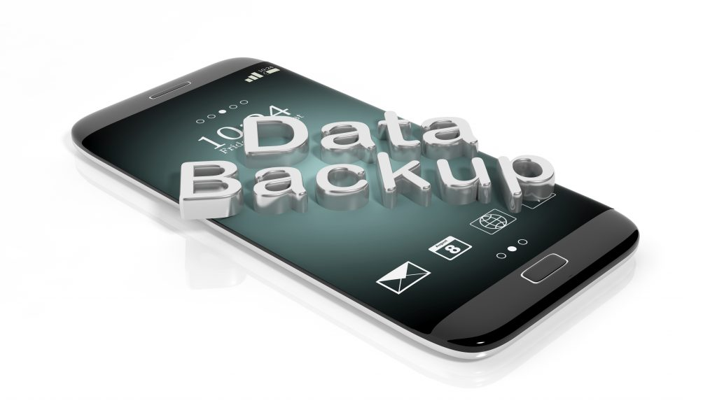 How to back up your smart phones -