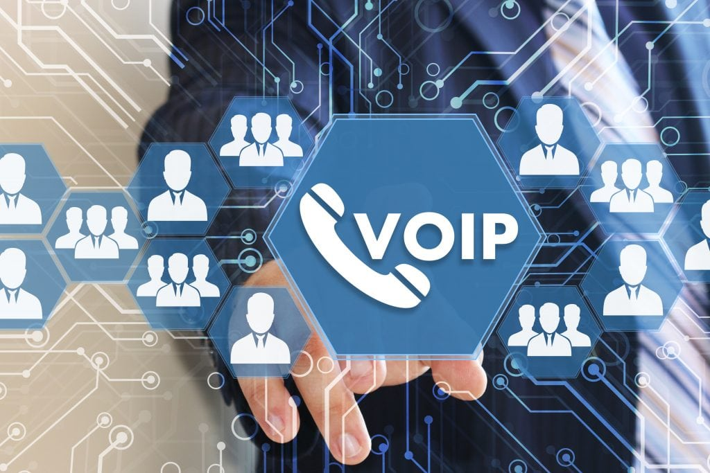 How does VOIP work? -